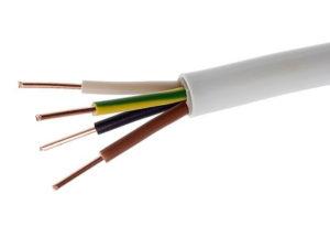 Обзор характеристик и лучших производителей кабеля NYM