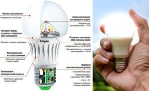 Почему греются корпуса и цоколи энергосберегающих ламп?