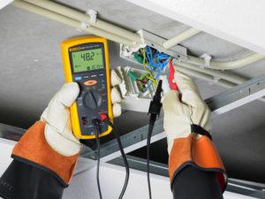 Методика проверки состояния электропроводки