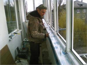 Как установить пластиковые балконы своими руками