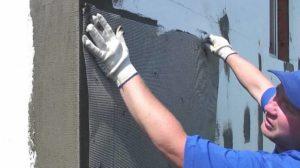 Мокрый фасад своими руками. Технология утепления