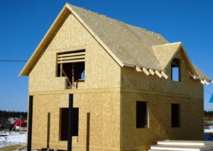 Технология строительства канадских домов