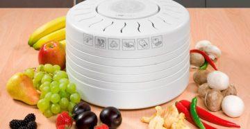 Особенности выбора хорошей электросушилки для овощей и фруктов