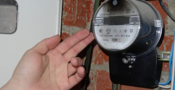 Что делать, если сломался счетчик электроэнергии