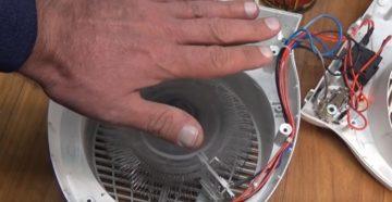 Тепловентилятор не греет – как починить?