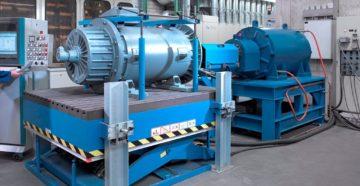 Основные виды испытаний асинхронных двигателей