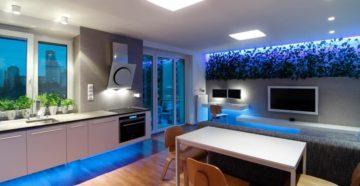 Как сделать освещение в квартире?
