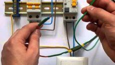 Почему срабатывает автоматический выключатель?